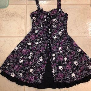 ‼️BOGO SPECIAL‼️NWOT XS Hot Topic Dress
